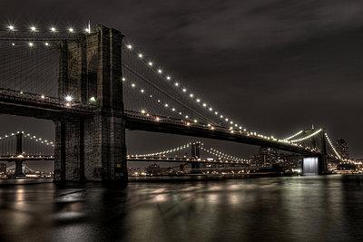 Bridges NYC - p1472m1563548 by Alfonse Pagano
