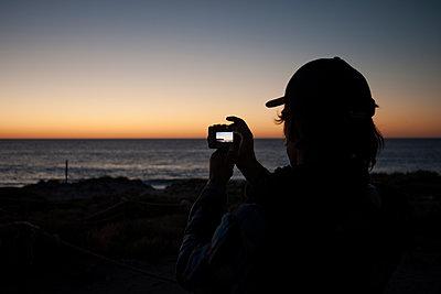 Sunset - p1204m1091573 by Michael Rathmayr
