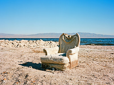 Salton Sea Chair - p1431m2247641 by Daniel R. Lopez