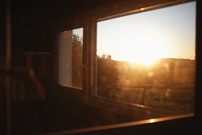 matin d'automne - p987m2225977 by Célia Swaenepoel