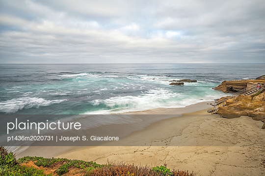 California coast - p1436m2020731 von Joseph S. Giacalone