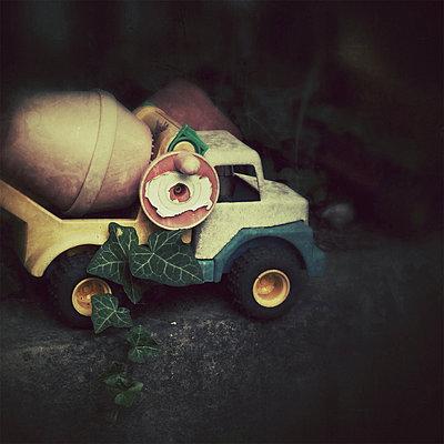 Spielzeug von gestern - p1578m2150702 von Marcus Hammerschmitt