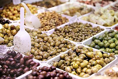 Eingelegte Oliven - p5500094 von Thomas Franz