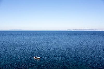 Kleines Fischerboot - p1386m1476606 von beesch