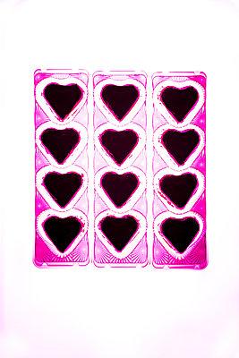 Chocolate candies - p1149m2187999 by Yvonne Röder