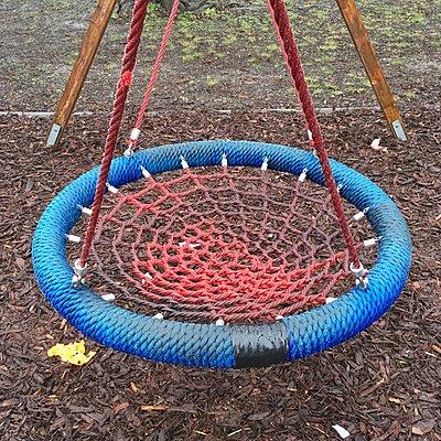Trampolin für Kinder - p1401m2244999 von Jens Goldbeck