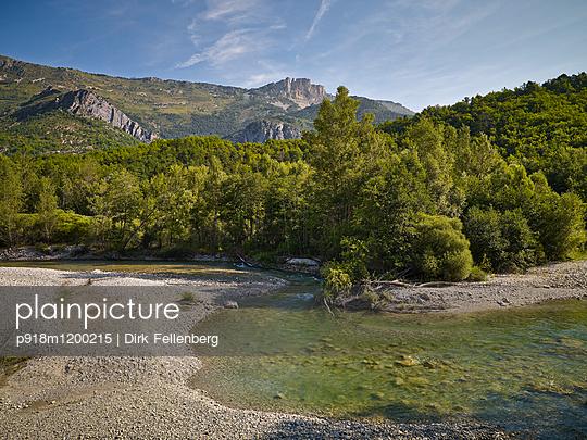 Alpes-de-Haute-Provence - p918m1200215 von Dirk Fellenberg