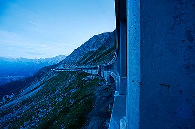St. Gotthard Pass, Switzerland - p1203m1008067 by Bernd Schumacher