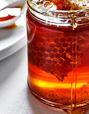 Honigglas - p1397m2054695 von David Prince