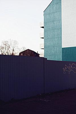 Absperrung - p1340m1182214 von Christoph Lodewick