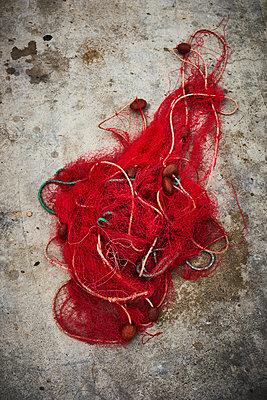 Fishing nets - p851m2073197 by Lohfink