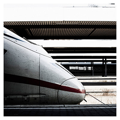 High speed train - p9793054 by Lang photography