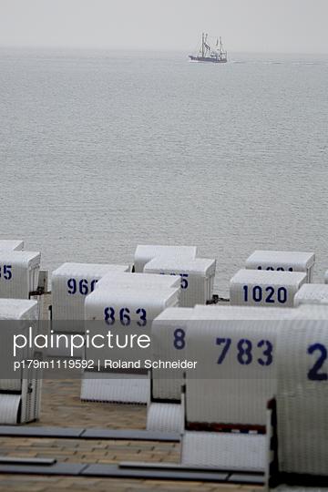 Shrimp Boat - p179m1119592 by Roland Schneider