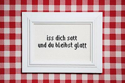 iss mal tüchtig! - p237m1486574 von Thordis Rüggeberg