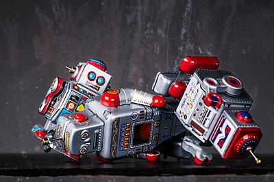 Roboter - p1684m2272101 von Klaus Ohlenschlaeger
