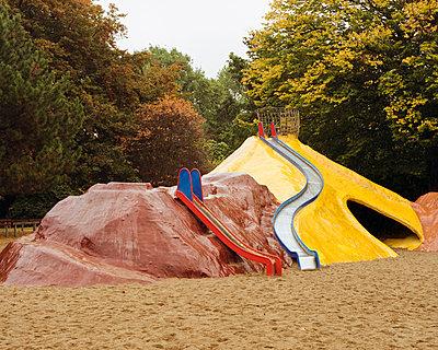 Spielplatz - p1214m1020431 von Janusz Beck