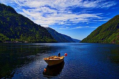 Beautiful Western Fjords - p1399m1444686 by Daniel Hischer