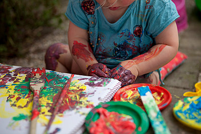 Kreativität - p896m835600 von Anke Teunissen