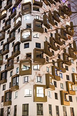 Hochhaus - p954m1531966 von Heidi Mayer