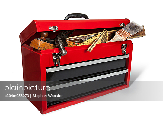 Tool Box - p394m958073 by Stephen Webster