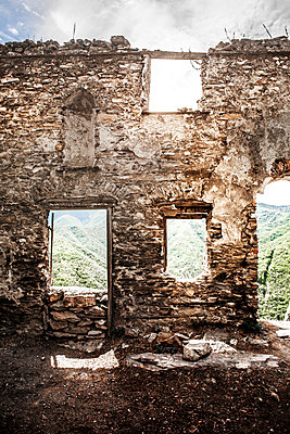 Ruins of monastery - p075m1468037 by Lukasz Chrobok