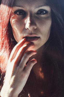 Beautiful young woman  - p577m954677 by Mihaela Ninic