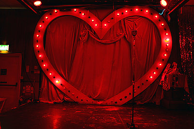 Heart at the Double R Club - p1289m1125250 by Elisabeth Blanchet