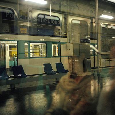 Bahnhof - p2100310 von Mark Blasius