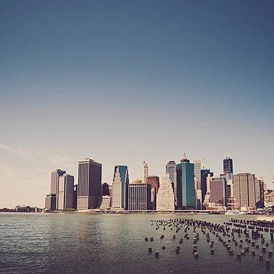 Skyline Manhattan - p946m694734 von Maren Becker