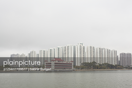 Hongkong - p1294m1159577 von Sabine Bungert