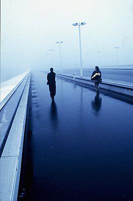 endless bridge   - p5673497 by Sandrine Agosti-Navarri