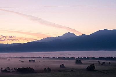 Morgen - p7980090 von Florian Loebermann