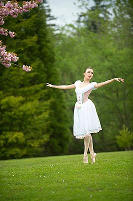 Ballerina - p924m663853 by Pete Saloutos