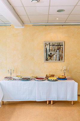 Kuchenbuffet - p1085m1476907 von David Carreno Hansen