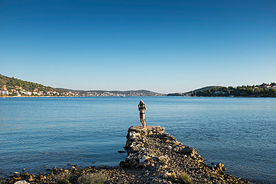Urlaub am Meer - p1046m934679 von Moritz Küstner