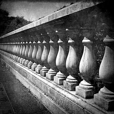 Balustrade - p8130380 by B.Jaubert