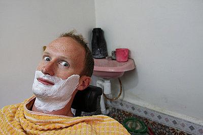 Shaving - p865m767147 by atomara