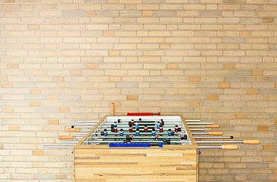 Tischfussball - p781m881266 von Angela Franke