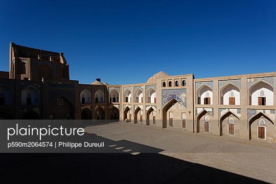 Madrasah d'Allakuli-Khan - p590m2064574 von Philippe Dureuil