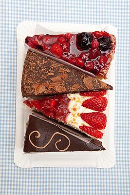 Different pie slices - p4541160 by Lubitz + Dorner