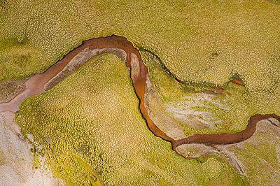 Glacial river - p1585m2285256 by Jan Erik Waider