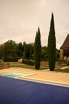 Covered swimming pool - p896m835717 by Patrick Post