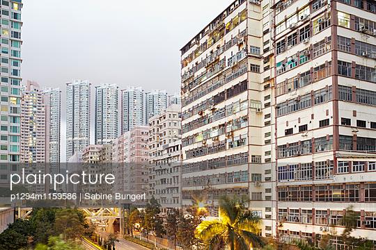 Hongkong - p1294m1159586 von Sabine Bungert