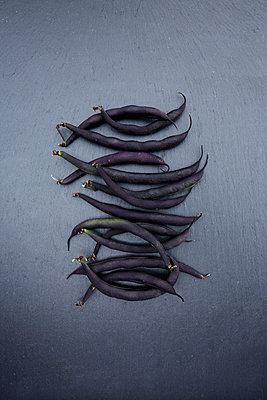 schwarze Bohnen - p464m1496326 von Elektrons 08