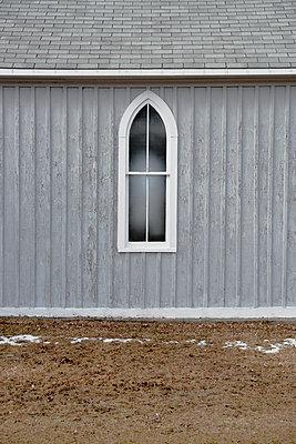 Church Window - p1335m1171630 by Daniel Cullen