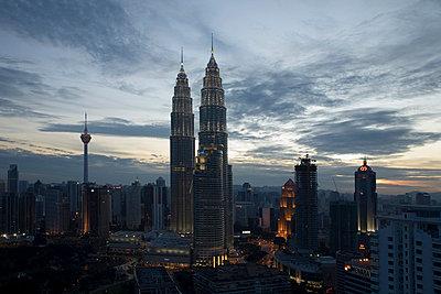 Kuala lumpur malaysia - p9249105f by Image Source