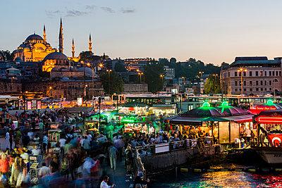 Istanbul - p1357m1486611 von Amadeus Waldner