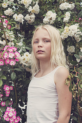 Blonde kids - p1323m1467883 von Sarah Toure