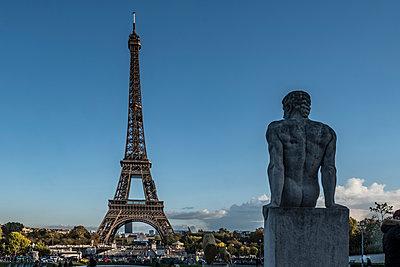 Eiffelturm - p1243m1515789 von Archer