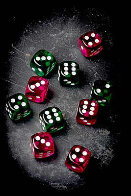 Gambling addiction - p451m1059530 by Anja Weber-Decker